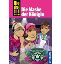 KOSMOS - Die drei !!! - Die Maske der Königin, Band 48