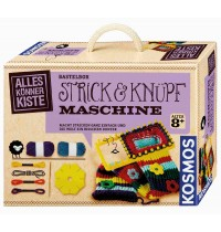 KOSMOS - Alles Könner Kisten - Strick- und Knüpfmaschine