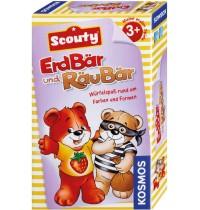 KOSMOS - Scouty - ErdBär und RäuBär