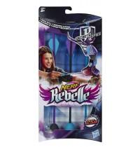 Hasbro - Nerf Rebelle Agentinnen Pfeile