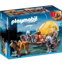 Playmobil® - Knights - Tarnkutsche der Falkenritter