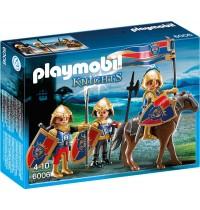 Playmobil® - Knights - Spähtrupp der Löwenritter