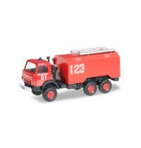 """Herpa - Kamaz 5320 Koffer-LKW """"Feuerwehr"""""""