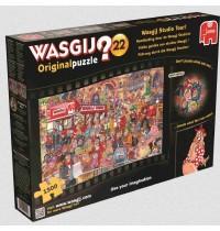Jumbo Spiele - Wasgij - Original 22 - Führung durch die Wasgij Studios, 1500 Teile