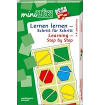 miniLÜK - Set Lernen lernen - Schritt für Schritt