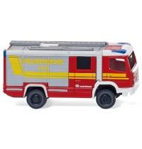 Wiking - Feuerwehr - Rosenbauer RLFA 2000 AT, Spur N