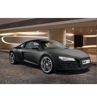Revell - Audi R8 (matt schwarz)