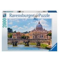 Ravensburger Puzzle - Engelsbrücke in Rom, 2000 Teile