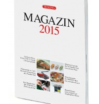Wiking - WIKING-Magazin 2015