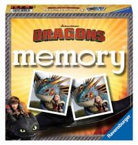 Ravensburger Spiel - Dragons memory