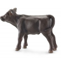 Schleich - World of Nature - Farm Life - Bauernhoftiere - Black Angus Kalb