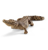 Schleich - World of Nature - Wild Life - Afrika - Krokodil