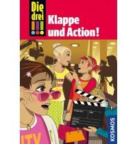 KOSMOS - Die drei !!!  - Klappe und Action!, Band 54