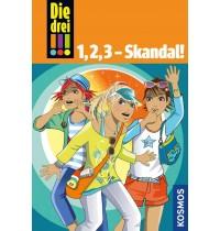 KOSMOS - Die drei !!! 1, 2, 3 - Skandal (Doppelband)