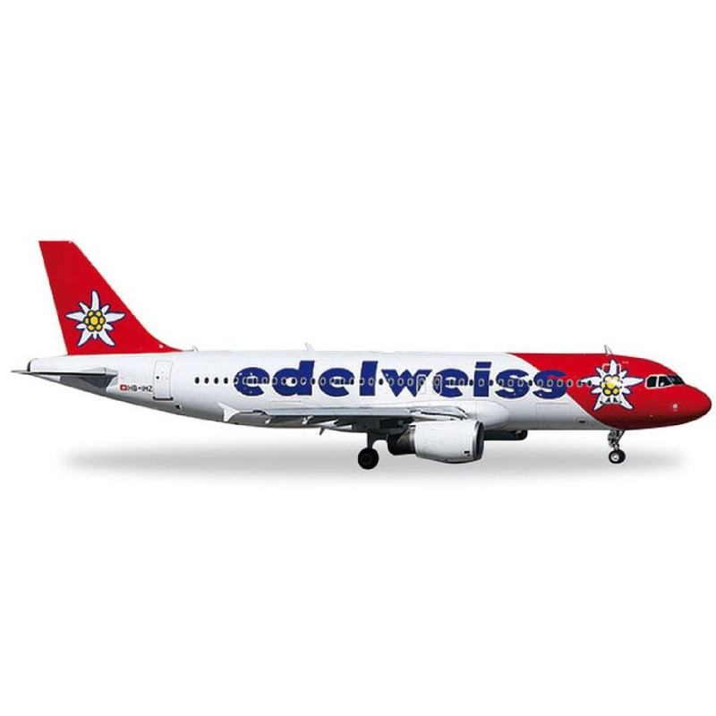 Herpa Wings - Edelweiss Air Airbus A320