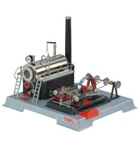 Wilesco D 22 - Dampfmaschine