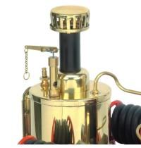 Wilesco D 305 - Dampf-Feuerwehrauto