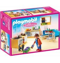 Playmobil® 5336 - Dollhouse - Einbauküche mit Sitzecke