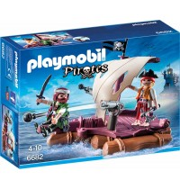 Playmobil® 6682 - Pirates - Piratenfloß