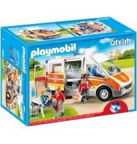 Playmobil® 6685 - City Life - Krankenwagen mit Licht und Sound