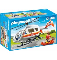 Playmobil® 6686 - City Life - Rettungshelikopter