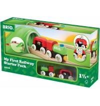 BRIO Bahn - Meine erste BRIO Bahn EinsteigerSet