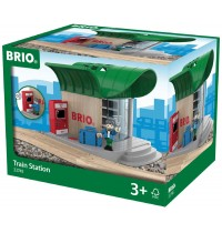 BRIO Bahn - Bahnhof mit Sound