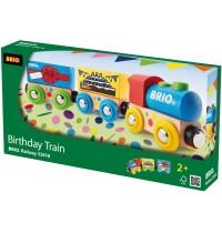 BRIO Bahn - Geburtstagszug