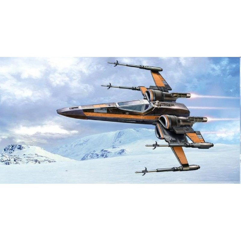 Revell - Star Wars™ Poes X-wing Fighter
