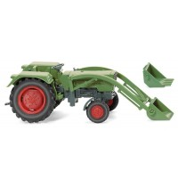 Wiking - Fendt Farmer 2S mit Frontlader - resedagrün