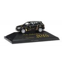 """Herpa - VW Touareg """"Herpa Weihnachts-PKW 2015"""""""