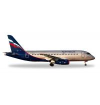 Herpa Wings - Aeroflot Sukhoi Superjet 100