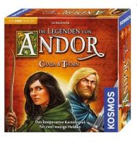 KOSMOS - Die Legenden von Andor - Chada und Thorn