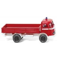 Wiking - Feuerwehr - Pritschen-Lkw MB LP 321