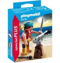 Playmobil® 5378 - Special Plus - Pirat mit Kanone