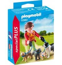 Playmobil® 5380 - Special Plus - Hundesitterin