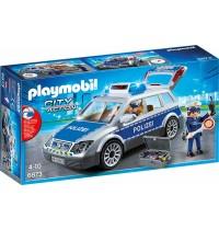 Playmobil® 6873 - City Action - Polizei-Einsatzwagen