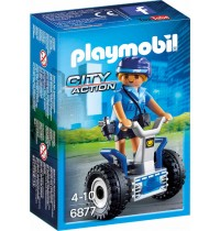Playmobil® 6877 - City Action - Polizistin mit Balance-Racer