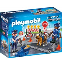 Playmobil® 6878 - City Action - Polizei-Straßensperre
