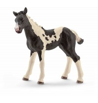 Schleich - World of Nature - Farm Life - Pferde - Pinto Fohlen