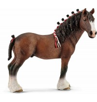 Schleich - World of Nature - Farm Life - Pferde - Clydesdale Wallach