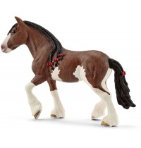Schleich - World of Nature - Farm Life - Pferde - Clydesdale Stute