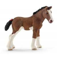 Schleich - World of Nature - Farm Life - Pferde - Clydesdale Fohlen