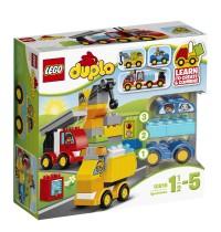 LEGO® DUPLO® - 10816 Meine ersten Fahrzeuge