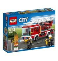 LEGO® City - 60107 Feuerwehrfahrzeug mit fahrbarer Leiter