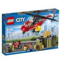 LEGO® City - 60108 Feuerwehr-Löscheinheit