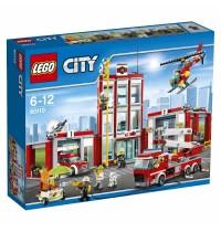 LEGO® City - 60110 Große Feuerwehrstation