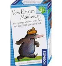 KOSMOS - Vom kleinen Maulwurf, der wissen wollte, wer ihm auf den Kopf gemacht hat.