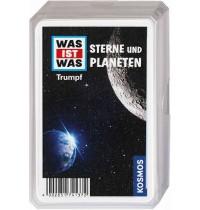 KOSMOS - Was ist Was -  Trumpf Sterne und Planeten