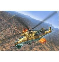 Revell - Mil Mi-24D Hind